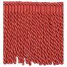 Frange Torses 21 cm collection Villandry - Houlès color Coral  36039/9312
