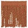 Frange Torses 21 cm collection Villandry - Houlès color Copper 36039/9750