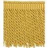 Frange Torses 21 cm collection Villandry - Houlès color Yellow  36039/9270