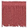 Frange Torses 21 cm collection Villandry - Houlès color Pink 36039/9480
