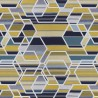 Agency fabric - Kvadrat color Citrus 466001-06