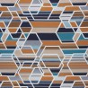 Agency fabric - Kvadrat color Sienna 466001-04