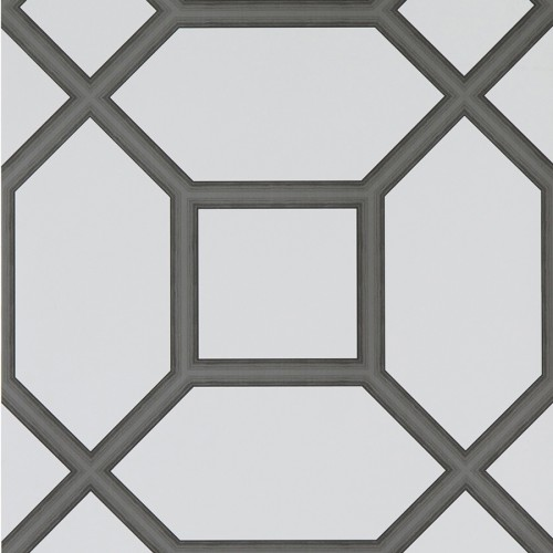 Miguel wallpaper - Gaston y Daniela color Anthracite GDW-5253-005
