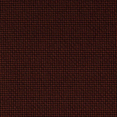 Colline fabric - Kvadrat color Brick-Black 1217-568