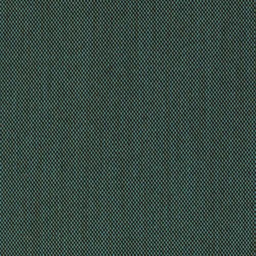 Steelcut Trio 2 fabric - Kvadrat color Aquamarine-Brown 2965-845