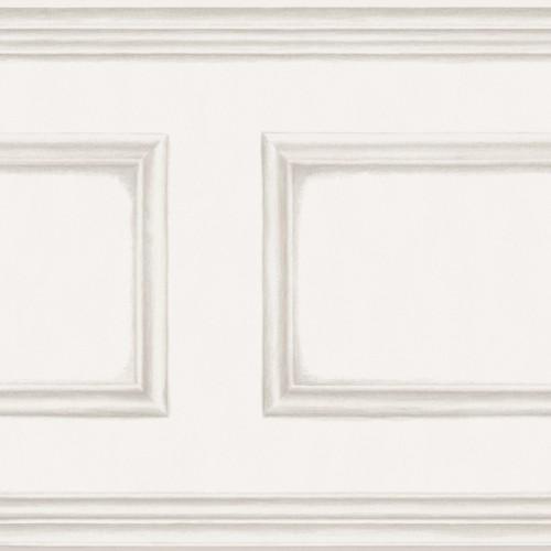 Frise Library Frieze de Cole and Son coloris Blanc 98-8032