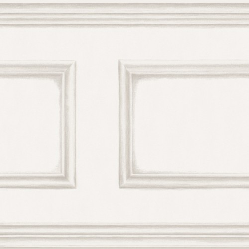 Library Frieze wallpaper -  Cole and Son color White 98-8032