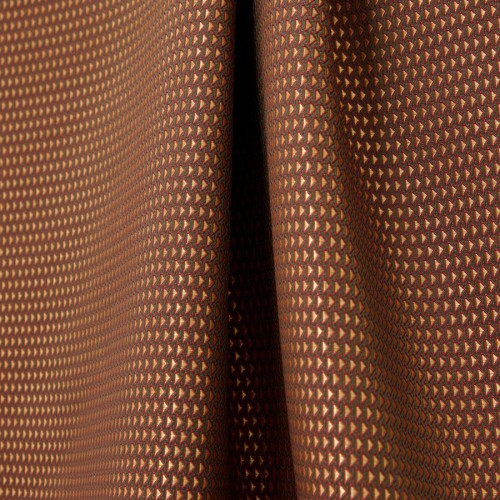 Diamant fabric - Lelièvre color Carnelian 4248-10