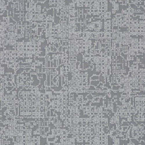 Matrix velvet fabric - Kvadrat color Grey 1228-122