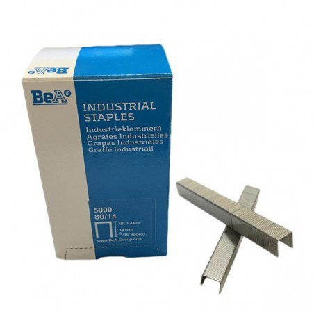 Staples 80 Stainless BEA 12mm