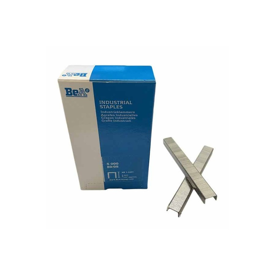 Staples 80 Stainless BEA 8mm