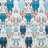 Cap d'Ail wallpaper - Lelièvre color Blue-6470-03