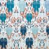 Papier peint Cap d'Ail de Lelièvre coloris Bleu-6470-03