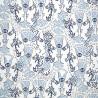 Union wallpaper - Lelièvre color Azure-6468-01