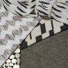 Akis curtain fabric - Nobilis reference 10766
