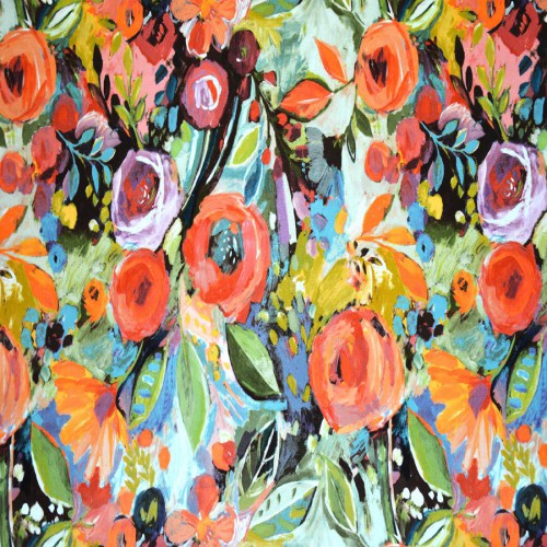 Velours Frivole de Casal coloris Multicolore-12849-100