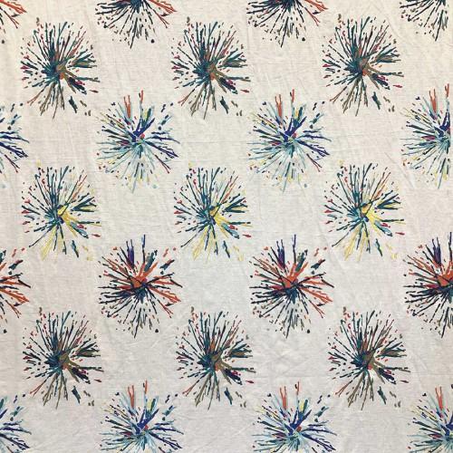 Borderie Artifice de Casal coloris Multicolore-30801-100