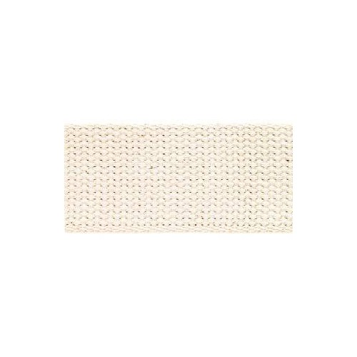 Sangle moissonneuse coton largeur 50 mm en rouleau de 50 ml