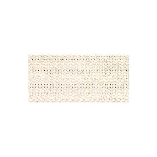 Sangle moissonneuse coton largeur 50 mm en rouleau de 50 ml