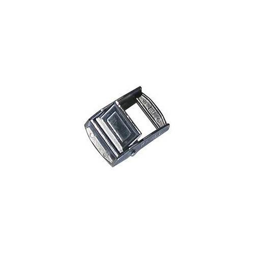 Boucle bagagère en acier zingué largeur 25 mm