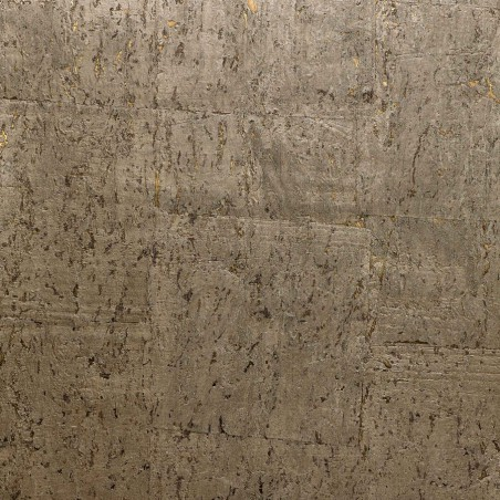Cork III mural wallcovering - Nobilis color Silver-LUX16