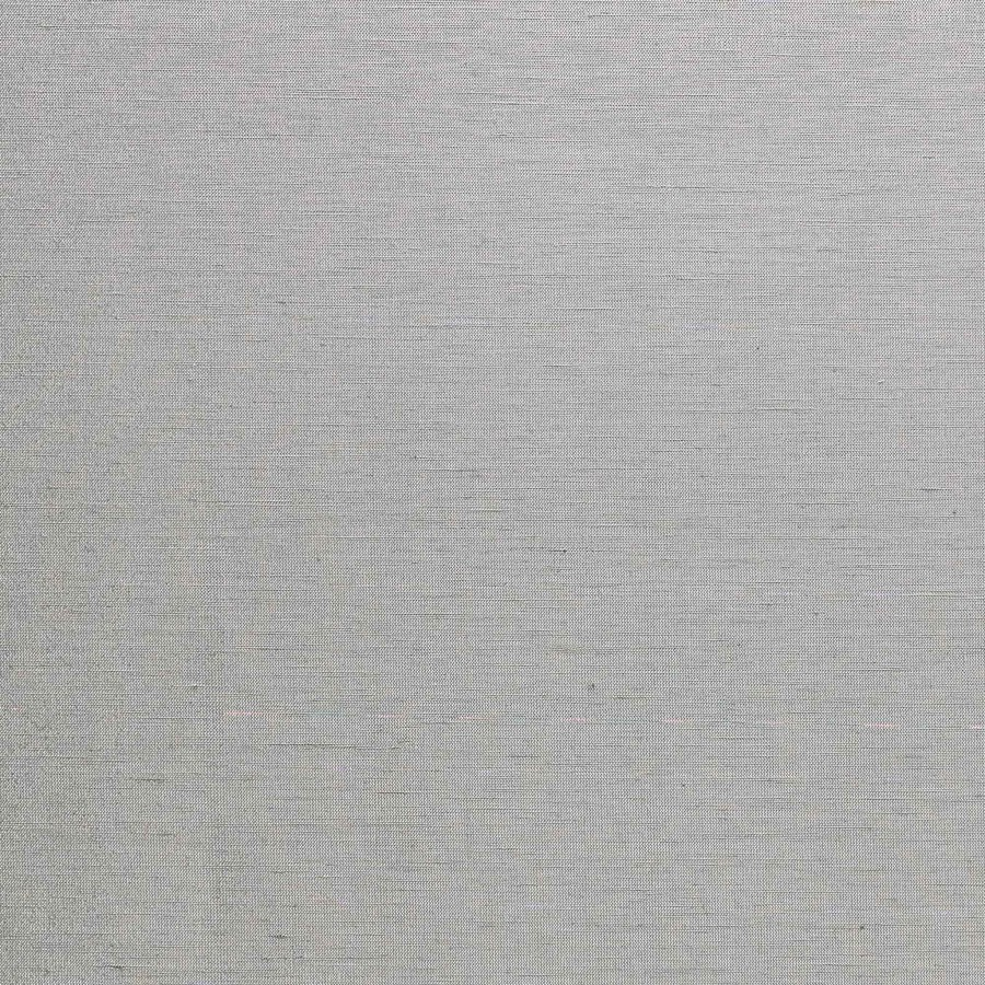 New Metal Silk mural wallcovering - Nobilis color Silver-LUX20