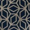 Corinthia fabric - Panaz color Sapphire-133