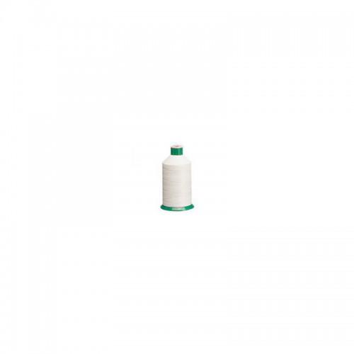 Fil à coudre Serafil n°80 bobine de 2400 ml - Blanc