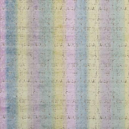 Montmartre  velvet fabric - Designers Guild color Crocus-FDG2787-01