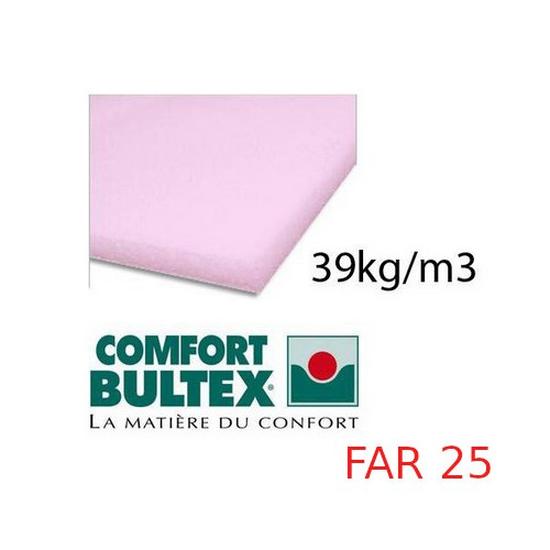 Foam plate BULTEX FAR 25 160x200 cm