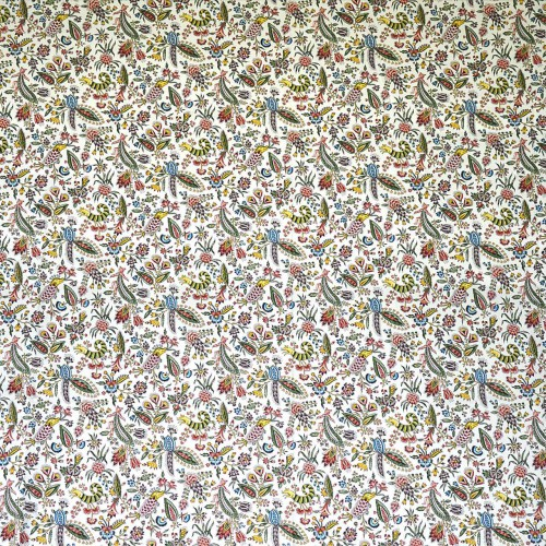 Coquecigrues fabric from Casal 30417/190 multicolore