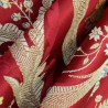 Marie Antoinette fabric from Tassinari & Chatel Red 1553-04