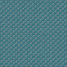 In&Out fabric - Fidivi color Turquoise blue-011-9637-6