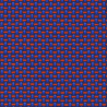 Orta fabric - Fidivi color Blue orange-003-9604-6