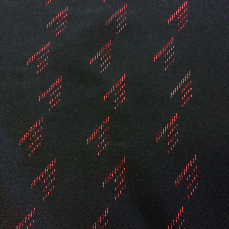 Peugeot 106 Rallye fabric
