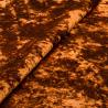 Velvet fabric Merlin - Panaz color Copper-907