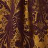 Monceau fabric - Lelièvre color Plum-1703-1701