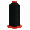 Sewing thread Serafil n°10 spool of 1000 ml black color