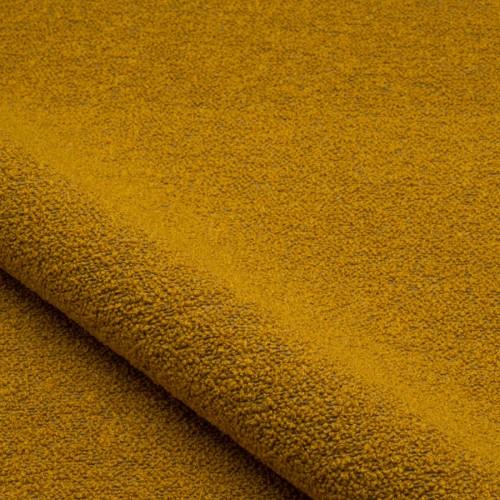 Tissu Frisson de Nobilis coloris Moutarde 10776-32
