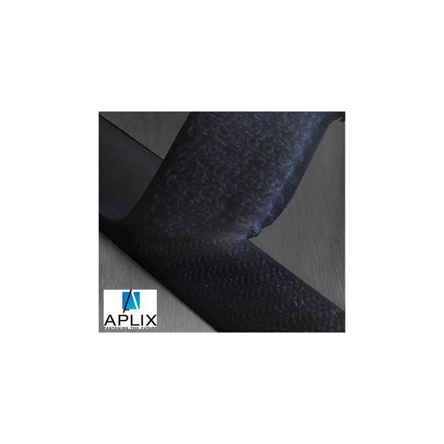 Rouleau de ruban scratch auto agrippant APLIX 800 coloris blanc largeur 50 mm