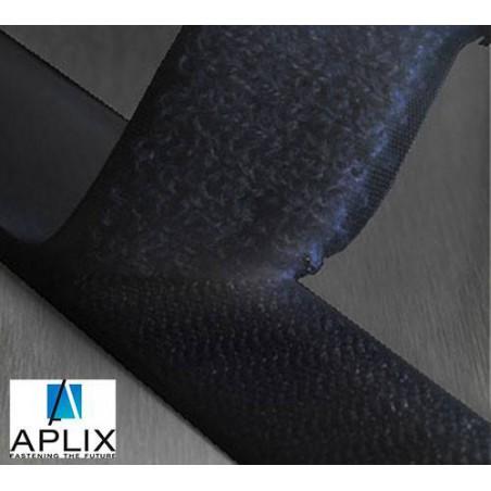 Rouleau de 50 ml de ruban scratch auto agrippant APLIX 800 largeur 50 mm coloris noir