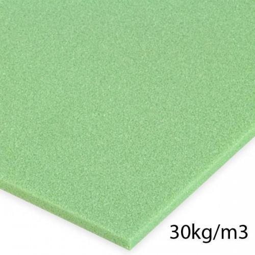 Plaque de mousse Polyether ferme 30kg/m3 épaisseur 10 mm en 160 x 200 cm