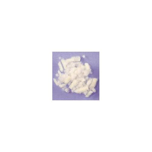 Flocons de fibre boule siliconée de garnissage