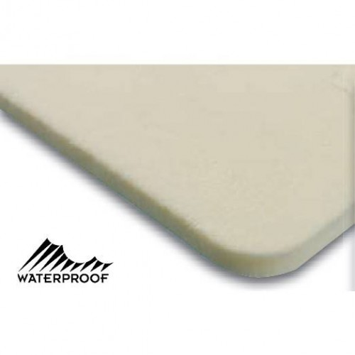 Plaque de mousse étanche 30kg/m3 épaisseur 20mm en 200 x 100 cm