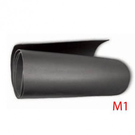 M1 flame retardant foam for acoustic and thermal insulation
