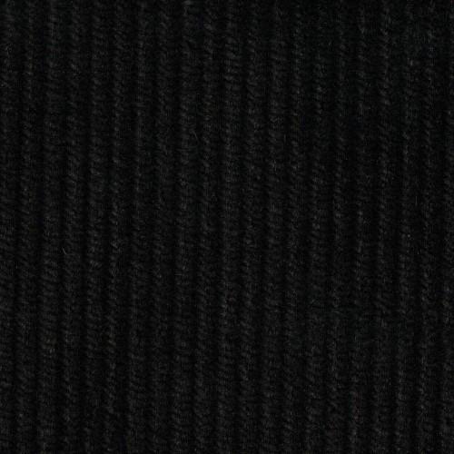 Tissu d'origine noir côtelé pour Renault Super 5 GT TURBO