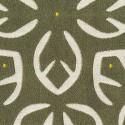 Tissu intérieur / extérieur Oahu coloris Sauge - Donghia