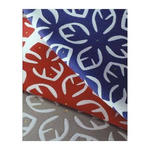 Tissu intérieur / extérieur Oahu coloris Bleuet - Donghia