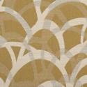 Tissu intérieur / extérieur Soirée coloris Jaune - Donghia