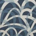 Tissu intérieur / extérieur Soirée coloris Marine - Donghia
